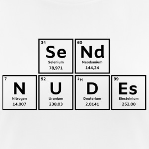 SeNd NUDEs - Women's Breathable T-Shirt