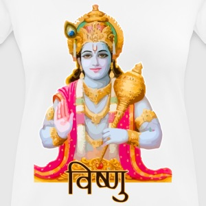 Vishnu (goddess) - Women's Breathable T-Shirt