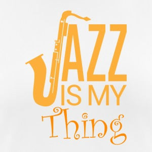 Jazz - My Passion - Dame T-shirt svedtransporterende
