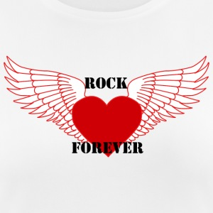 Rock Forever - Camiseta mujer transpirable