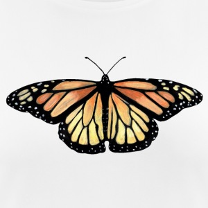 Monarch Butterfly - vrouwen T-shirt ademend