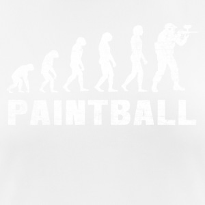 Evolution Paintball 2.0 - Paintball T-tröja - Andningsaktiv T-shirt dam