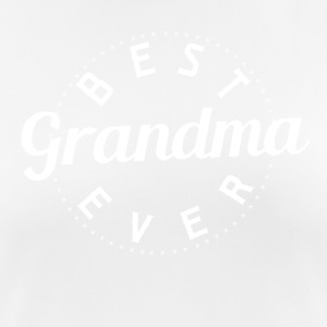 Grandma - Grandmother - Grandmother - Grandparents - Women's Breathable T-Shirt