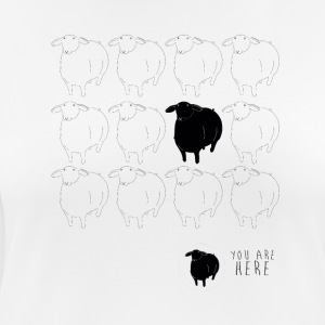 black-sheep-4000-4000-png - Camiseta mujer transpirable