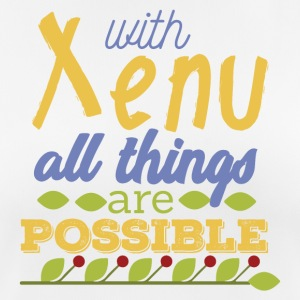 With Xenu All Things are Possible - Women's Breathable T-Shirt