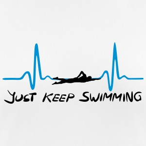 Just keep swimming, Swimming Heartbeat, ECG