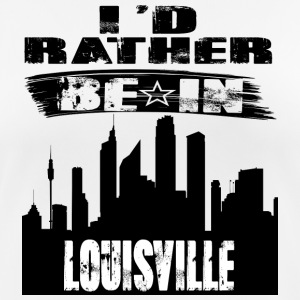 Gift Id rather be in Louisville - Women's Breathable T-Shirt