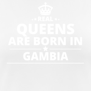 LOVE GIFT queensborn in GAMBIA - Women's Breathable T-Shirt