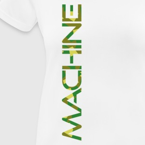 MACHINE - Dame T-shirt svedtransporterende