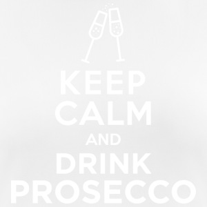 bien Prosecco keepcalm - Camiseta mujer transpirable