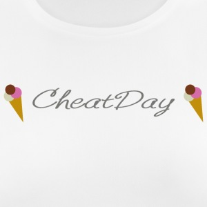 CheatDay - Women's Breathable T-Shirt