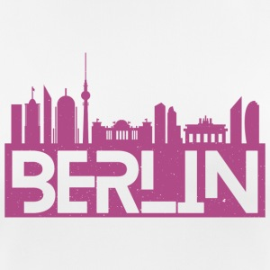 Berlin City - vrouwen T-shirt ademend