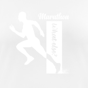 whatelse maratón - Camiseta mujer transpirable
