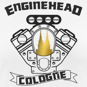 Engine Head Keulen - vrouwen T-shirt ademend