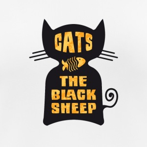 CATS - The Black Sheep - vrouwen T-shirt ademend