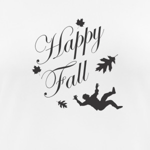 Happy fall - Women's Breathable T-Shirt