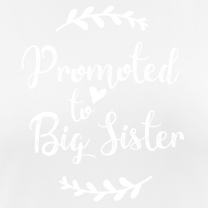 Promoted to Big Sister - Women's Breathable T-Shirt