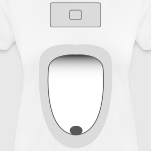urinal - Women's Breathable T-Shirt