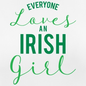 Ireland / St. Patrick's Day: Everyone Loves An Iris - Women's Breathable T-Shirt