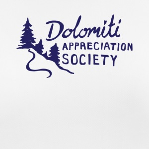 Dolomite Appreciation hand drawn - Women's Breathable T-Shirt