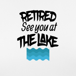 Retired lake you at the lake - Women's Breathable T-Shirt