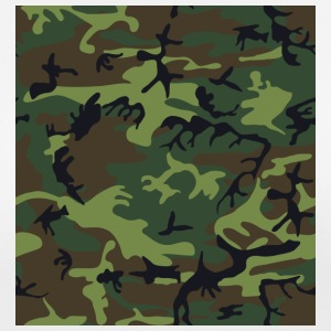 Camo - Women's Breathable T-Shirt