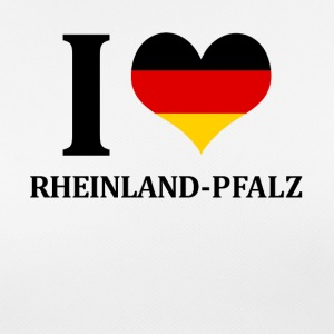 I love Rhineland-Palatinate - Women's Breathable T-Shirt