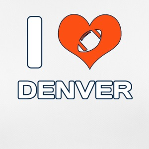 I love Denver - Frauen T-Shirt atmungsaktiv