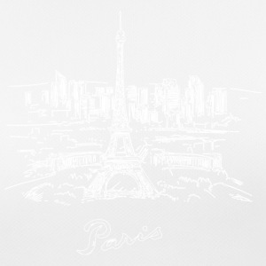 Paris City - France - T-shirt respirant Femme