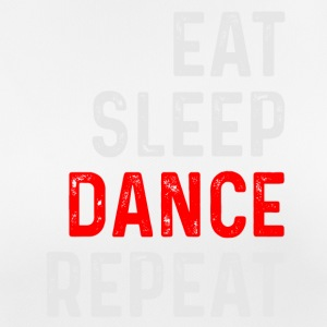 DANCE REPEAT - Andningsaktiv T-shirt dam
