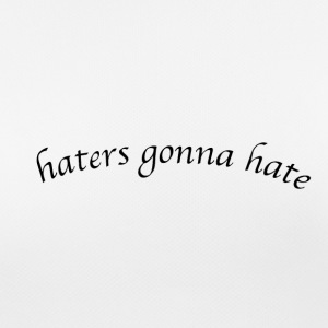 haters - Women's Breathable T-Shirt