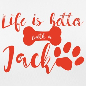 Dog / Jack Russell: Life is better with a Jack - Women's Breathable T-Shirt