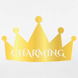 Fairy Tales: Charming - Crown - Pustende T-skjorte for kvinner