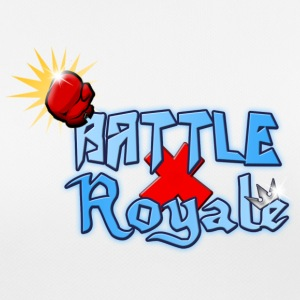 Battle Royale Cross Logo - Andningsaktiv T-shirt dam