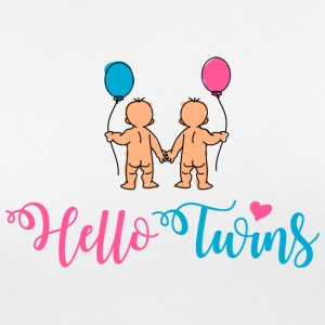 Twins2 - Camiseta mujer transpirable