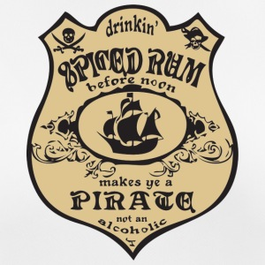 Pirate Rum - Women's Breathable T-Shirt