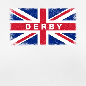 Derby Shirt Vintage United Kingdom Flag T-Shirt - Andningsaktiv T-shirt dam