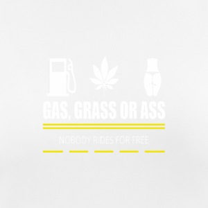 Gas, grass or ass - pickup - Women's Breathable T-Shirt