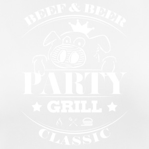 Party grill · Classic · Pig - Women's Breathable T-Shirt