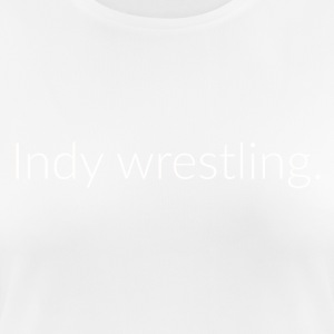 Indy Lucha Libre - Camiseta mujer transpirable