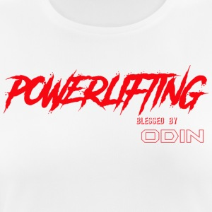 BEATO por Odin powerlifting 3 - Camiseta mujer transpirable