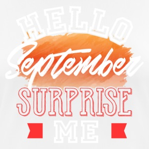 Hej September Surprise Me - Dame T-shirt svedtransporterende