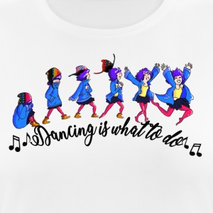 Dancing - Women's Breathable T-Shirt