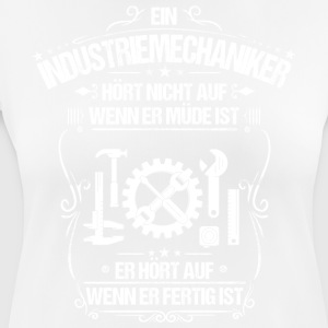 Industriemechaniker/Industriemechanik/Industrie - Frauen T-Shirt atmungsaktiv