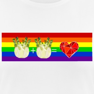 Rainbow - Women's Breathable T-Shirt