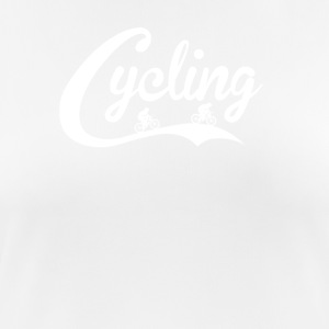 COLA CYCLING - vrouwen T-shirt ademend