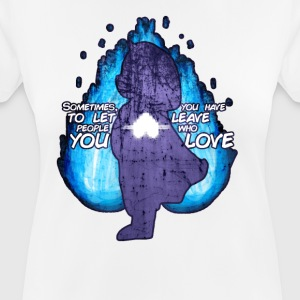 You Have To Let Leave - T-shirt respirant Femme