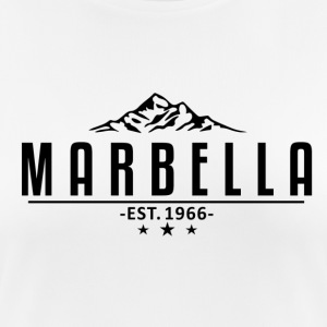 MARBELLA Mountain - Women's Breathable T-Shirt