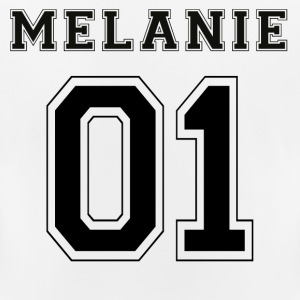 Melanie 01 - Black Edition - Women's Breathable T-Shirt