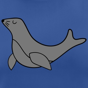 Sea Lion - Dame T-shirt svedtransporterende